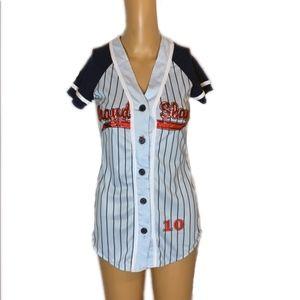 Dreamgirl Intimates & Sleepwear - Sexy Baseball Player Costume